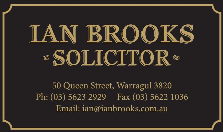Ian Brooks-Solicitor
